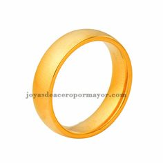 5mm stainless teel simple band ring on sale-SSRGG831212