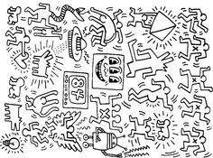 Die Clarisonic Mia2 trifft auf Keith Haring Ganz getreu dem Motto