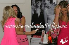 Breast Cancer Awareness 'Toast to Survivors' Luncheon held at Alison Eighteen Restaurant in New York City. Hosted by The Moms, Martini Wines with guest speakers that included: Elizabeth Chabner Thompson, Dee Dee Ricks, Debbi Musen and Celebrity Guest Kristen Chenoweth!
