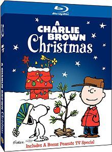 A Charlie Brown Christmas...I love watching with kiddos