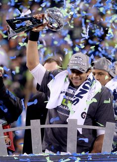 Seattle Seahawks, 2013 NFL Champions