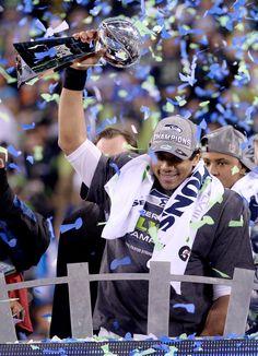 Seattle Seahawks, 2013 NFL Champions