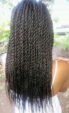 Sengalese  Twist braids
