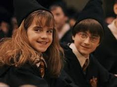 Hermoine and Harry