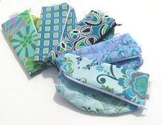 Design Your Own Small Clutch FoldOver by SmiLeaGainCreations, $12.00