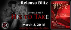 His to Take Release Blitz - http://roomwithbooks.com/his-to-take-release-blitz/