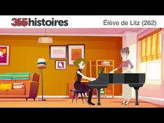 Élèves de Franz Liszt ! - YouTube Family Guy, Youtube, Piano Lessons, Welcome, Youtubers, Youtube Movies, Griffins