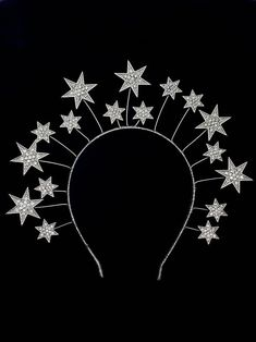 Exciting news ! The Hedy crown is now in stock but there are only 10 left and the price goes up after today get yours at… Star Costume, Ziegfeld Girls, Celestial Wedding, Diy Crown, Halloween Disfraces, Hand Wrap, Shooting Stars, Little Star, Hair Jewelry