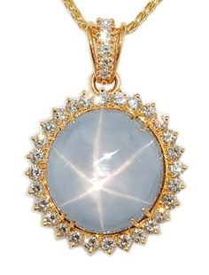 The Star of Lakshmi is a massive 60.15 carat star sapphire. It is said that whoever possesses this miraculous gem will court the favor of the Goddess Lakshmi and experience tremendous wealth and good fortune. In 2005, the House of Louis XV acquired the Star of Lakshmi from a private unnamed party. While the legends have been proven apocryphal, the Star of Lakshmi still remains one of the most impressive Star Sapphires in the world.
