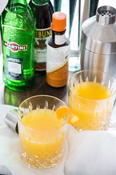 Yes, believe it or not, there really is a drink called the Income Tax cocktail. And what better day than April 18 to give this gin-based classic a try?