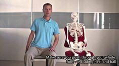 Feldenkrais lesson: Sit better in 5 minutes