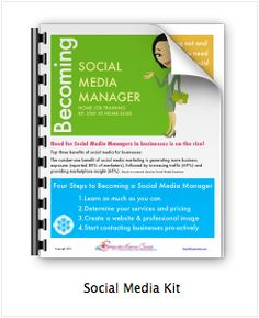 $14.95 Become: A Social Media Manager -   Home job training teaches you how to earn up to 40 dollars an hour at home working with small businesses.