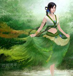 gu jian qi tan 13 by hiliuyun on DeviantArt