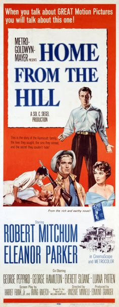 one of my favorites. 1950's steamy. George Hamilton and George Peppard were really young and very good