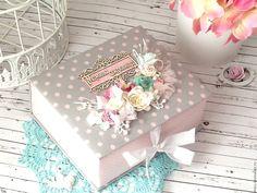 """Купить Шкатулка """"Мамины сокровища"""" - шкатулка, розовый, подарок, мамины сокровища, коробочка, коробочка для подарка"""