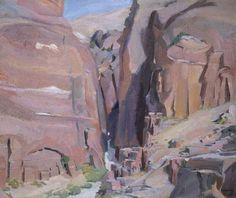 Image result for david bomberg petra
