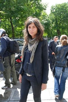 Emanuelle Alt...