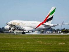 Ahora vas y lo caskas: Emirates Airlines A380 se prepara para Niza, pensa...
