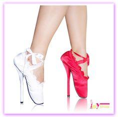 Sexy Ballerina SHOE | Duo Elegant High heals Ballet Shoes