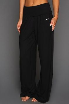 Nike Yoga Pants These look sooo comfy