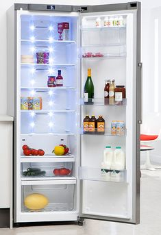 Caple larder fridge and freezer Toy Kitchen, Kitchen Ideas, La Cornue, Door Alarms, Chest Freezer, Temperature And Humidity, Power Outage, Freezer