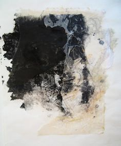 Misc papers fused with pigment by KIMBERLY A. KELLER