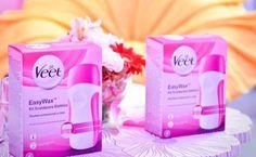 Veet lanseaza Easy Wax, depilatorul electric cu ceara de unica folosinta