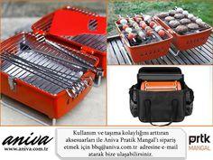 Aniva PRTK Mangal, Taşıma çantası