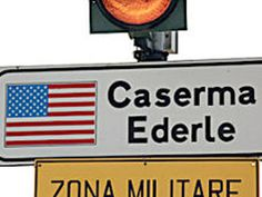 Caserma Ederle, Vicenza, Italy Base where my dad was assigned in Italy