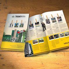 Desain Brosur Trisakti School of Management versi 4 oleh www.SimpleStudioOnline.com | Order desain brosur profesional >> WA : 0813-8650-8696