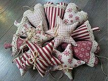 vánoční dekorace Cottage Homes, Cottage Style, Home Accessories, Fashion Accessories, Burlap Wreath, Shabby, Vintage Fashion, Wreaths, Christmas Ornaments