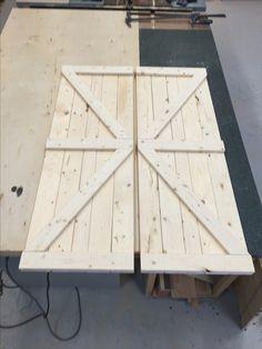 Attrayant Barn Door Set
