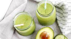 Karita Tykän aamusmoothie on vitamiinipommi. Runsaasti vihanneksia sisältävä juoma saa virtaa aamuihin. Juice Smoothie, Smoothie Drinks, Smoothie Recipes, Smoothies, Clean Recipes, Healthy Recipes, Good Food, Yummy Food, Keeping Healthy