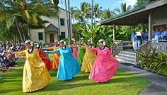 Daughters of Hawaii @ Hulihee's Palace
