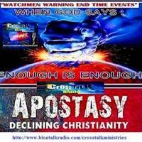 Cross Talk Watchmen WarningTHE LAST DAYS STAND ! Staying True To  Jesus,Truth,Bible by Cross Talk Radio Ministry on SoundCloud