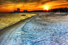 """Sunlight shimmering from the gulf waters, white sand beach, and magnificent sunsets are God's Gifts to the Mississippi Gulf Coast. The natural beauty coupled with man-made attractions make Biloxi and the rest of the Mississippi Gulf Coast Shore line """"Mississippi Gold."""""""