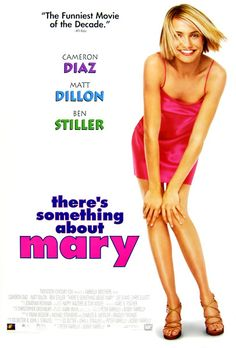 there's something about mary 「メリーに首ったけ」