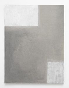 Dean Levin - 1X6, 2014 Paper and ink on canvas 40 x 30 inches, 101.6 x 76.2 cm