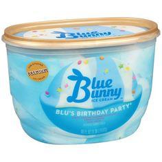 Blue Bunny™ Blu's Birthday Party Ice Cream, 48 fl. oz.