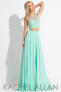 66567fabebcd Rachel Allan Princess Two Piece Dress, Prom Dresses, Formal Dresses,  Quinceanera, Pageant