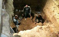 Hallan los restos de más de cien personas bajo la cripta de la iglesia de Picassent