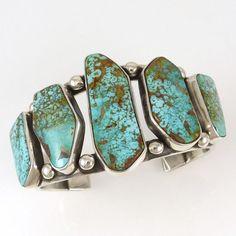 Candelaria Turquoise Cuff