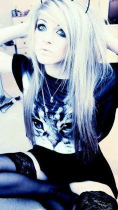 Pale goth amateur xxx