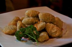 Battered Fried Oysters Edesian Feast: Taipei (台北)  One of my all-time favorite dishes!