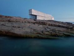 Review: Fogo Island Inn - Saunders Architecture