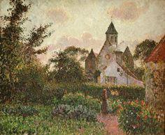 Camille Pissarro Open Meadow