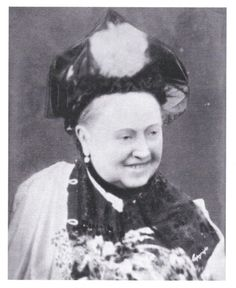 A photograph portrait taken of Queen Victoria smiling on the occasion of her Golden Jubilee in 1887.