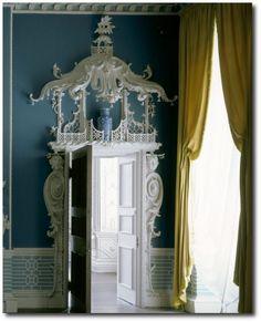 Claydon House English Interiors, Regency Decorating, Regency Furniture, Yellow Historical Interiors, Yellow Paint Colors, Yellow Rooms