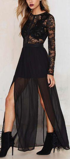 Mystique lace dress