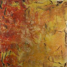 Bannard, Dragon Water, 1977 Acrylic on canvas